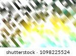 dark green  yellow vector... | Shutterstock .eps vector #1098225524