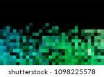 dark blue  green vector pattern.... | Shutterstock .eps vector #1098225578
