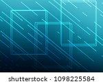 dark blue vector doodle blurred ... | Shutterstock .eps vector #1098225584
