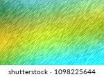dark blue  yellow vector... | Shutterstock .eps vector #1098225644