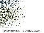 light blue  yellow vector... | Shutterstock .eps vector #1098226604