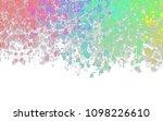 light multicolor  rainbow... | Shutterstock .eps vector #1098226610