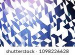 dark pink  blue vector abstract ... | Shutterstock .eps vector #1098226628