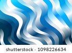 light blue vector background... | Shutterstock .eps vector #1098226634