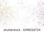 light multicolor  rainbow... | Shutterstock .eps vector #1098226724