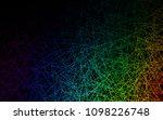 dark multicolor  rainbow vector ... | Shutterstock .eps vector #1098226748