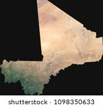 large  30 mp  satellite image... | Shutterstock . vector #1098350633
