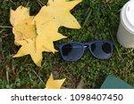sunglasses eyewear glasses...   Shutterstock . vector #1098407450