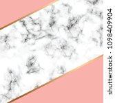 vector marble texture design... | Shutterstock .eps vector #1098409904