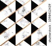 vector marble texture design... | Shutterstock .eps vector #1098412439
