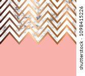 vector marble texture design... | Shutterstock .eps vector #1098415226