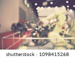out of focus blur event... | Shutterstock . vector #1098415268
