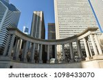 chicago  il  usa   march 14 ... | Shutterstock . vector #1098433070