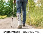 mobility through medical... | Shutterstock . vector #1098439748