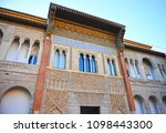 seville  spain   oct 5  2013 ... | Shutterstock . vector #1098443300