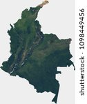large  25 mp  satellite image... | Shutterstock . vector #1098449456