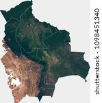 large  26 mp  satellite image... | Shutterstock . vector #1098451340