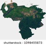 large  14 mp  satellite image... | Shutterstock . vector #1098455873