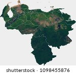large  14 mp  satellite image... | Shutterstock . vector #1098455876