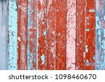 texture wooden background with... | Shutterstock . vector #1098460670