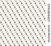 vector minimalist seamless... | Shutterstock .eps vector #1098485663
