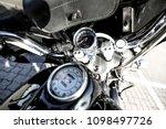 Yamaha Drag Star Motorbike