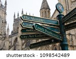 The Colourful Signposts In Yor...
