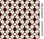 ethnic style seamless pattern...   Shutterstock .eps vector #1098542786