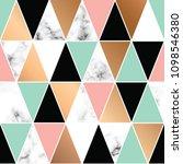 vector marble texture design... | Shutterstock .eps vector #1098546380