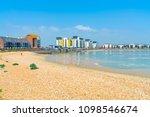 eastbourne  sussex  uk   may 20 ... | Shutterstock . vector #1098546674
