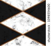 vector marble texture design... | Shutterstock .eps vector #1098554600