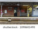 london  uk   mar 2018  crofton... | Shutterstock . vector #1098601490