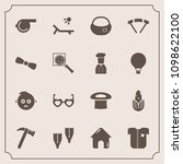modern  simple vector icon set... | Shutterstock .eps vector #1098622100