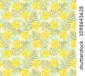 vector illustration  green... | Shutterstock .eps vector #1098643628