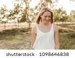 young  attractive and happy...   Shutterstock . vector #1098646838