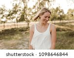 young  attractive and happy...   Shutterstock . vector #1098646844