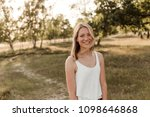 young  attractive and happy...   Shutterstock . vector #1098646868