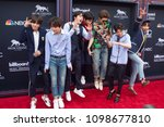 boy band bts attends the red... | Shutterstock . vector #1098677810