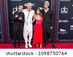 attends the red carpet at the... | Shutterstock . vector #1098750764