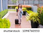 time to go for holiday.... | Shutterstock . vector #1098760553