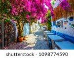 alacati  turkey   may 22  2018 ... | Shutterstock . vector #1098774590