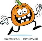 cartoon illustration of a happy ... | Shutterstock .eps vector #109889780