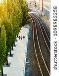 seattle  washington circa may... | Shutterstock . vector #1098983258