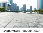 open square and modern business ... | Shutterstock . vector #1099013060