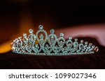 miss world  diamond  crown  | Shutterstock . vector #1099027346