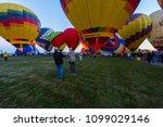 albuquerque  new mexico ... | Shutterstock . vector #1099029146