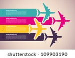 background with colorful... | Shutterstock .eps vector #109903190