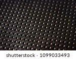 black golden dotted texturised... | Shutterstock . vector #1099033493