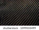 black golden dotted texturised... | Shutterstock . vector #1099033499