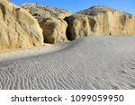coast at kata beach   kos ... | Shutterstock . vector #1099059950